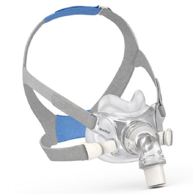 ResMed AirFit F30 CPAP Full Face Mask with two Free Cushions