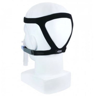 Headgear with Buckles For APEX Medical Wizard 210/220 Full Face Mask, sm00009
