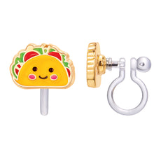 Taco Belle Cutie Clip-on Earrings