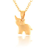 Squirrel Pendant Necklace