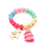 Charming Whimsy Bracelet- Cloud Luvs Rainbow
