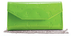 Electro Green Mobile Purse