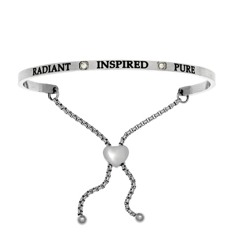 Intuitions April Friendship Bracelet - Oak Ridge Jewelers