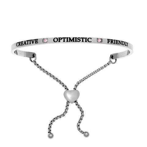 Intuitions October Friendship Bracelet - Oak Ridge Jewelers