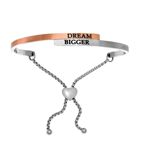"Intuitions ""Dream Bigger"" Friendship Bracelet - Oak Ridge Jewelers"
