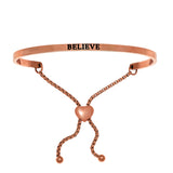 "Intuitions ""Believe"" - Oak Ridge Jewelers"