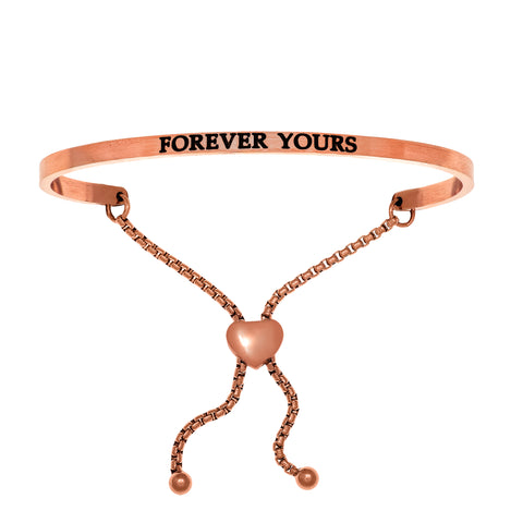 "Intuitions ""Forever Yours"" Friendship Bracelet - Oak Ridge Jewelers"