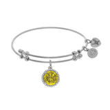 Angelica November Bithstone  Bangle - Oak Ridge Jewelers