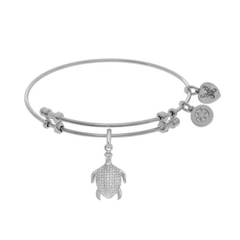 Angelica CZ Turtle Bracelet - Oak Ridge Jewelers