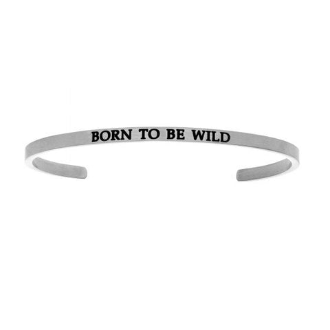 "Intuitions ""Born To Be Wild"" Cuff Bracelet - Oak Ridge Jewelers"