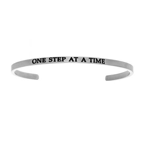 "Intuitions ""One Step At A Time"" Cuff Bracelet - Oak Ridge Jewelers"