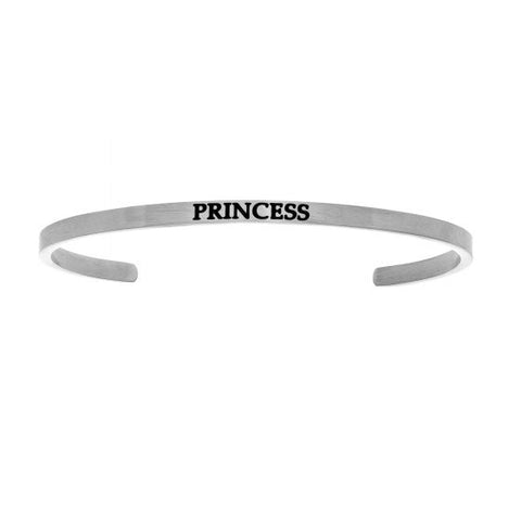 "Intuitions "" Princess"" Cuff Bracelet - Victoria's Jewelry"
