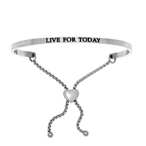 "Intuitions "" Love For Today"" Friendship Bracelet - Victoria's Jewelry"