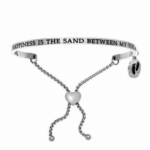 "Intuitions "" The Sand Between My Toes"" Friendship Bracelet - Oak Ridge Jewelers"