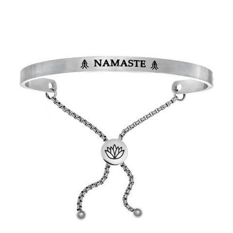 "Intuitions ""Namaste"" Friendship Bracelet - Oak Ridge Jewelers"