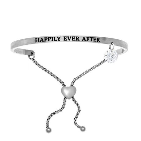 "Intuitions ""Happily Ever After"" Friendship Bracelet - Victoria's Jewelry"