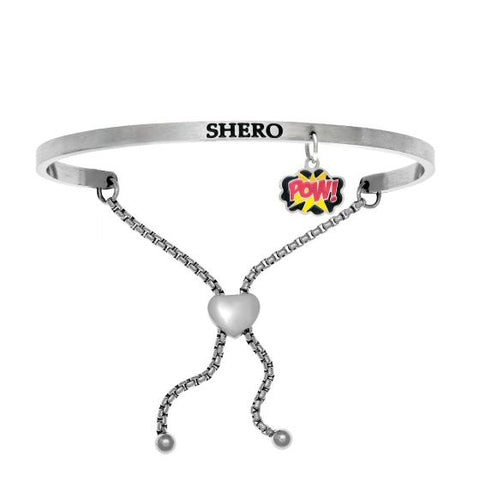 "Intuitions ""SHERO"" Friendship Bracelet - Oak Ridge Jewelers"