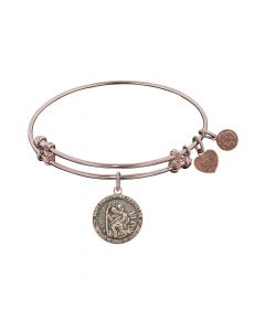 Angelica St. Christopher Bangle - Oak Ridge Jewelers
