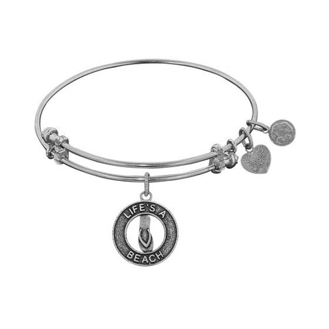 Angelica Life'S A Beach Bangle - Victoria's Jewelry