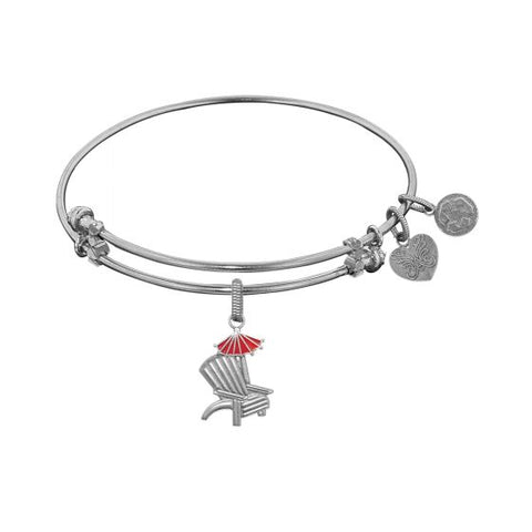 Angelica Beach Chair Bangle - Victoria's Jewelry