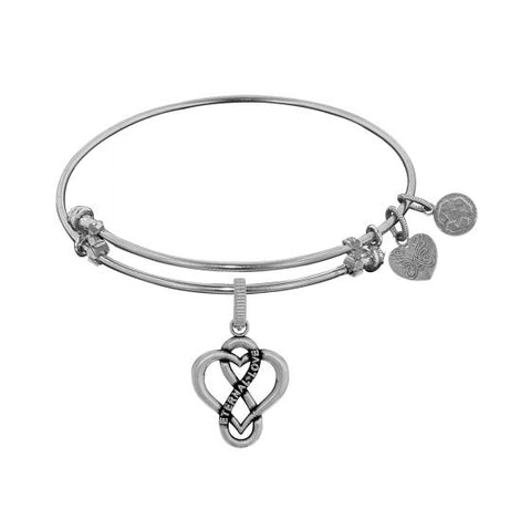 Angelica Eternal Love  Bangle - Victoria's Jewelry