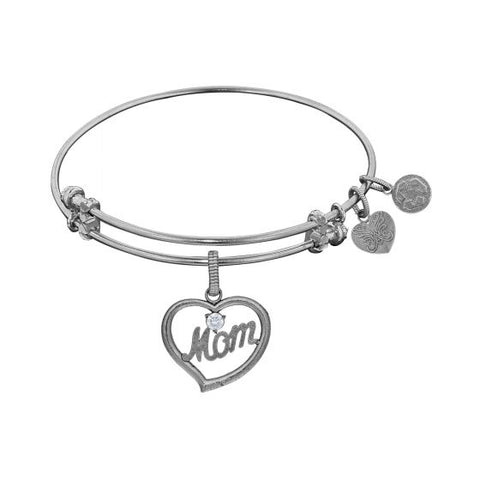 Angelica   #1 Mom Bangle - Victoria's Jewelry