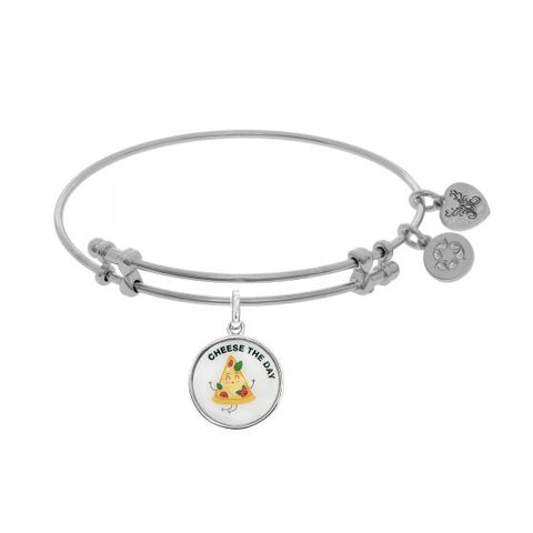 Angelica Cheese the Day Bangle - Victoria's Jewelry