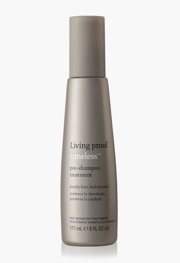 LIVING PROOF TIMELESS  PRE-SHAMPOO TREATMENT