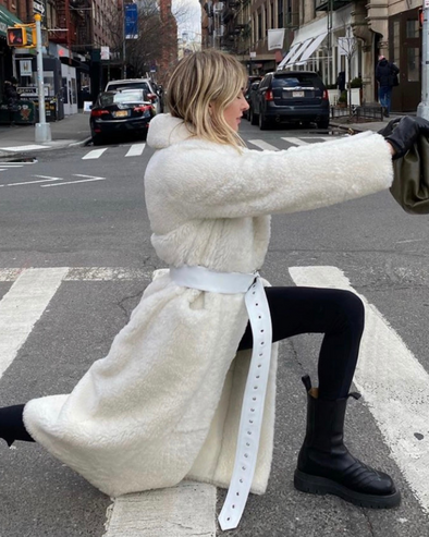 CAMILLE CHARRIERE IN CL LOVE COAT