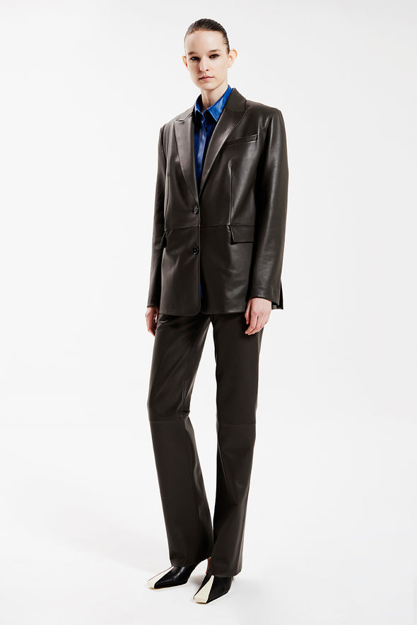 POWER BLAZER SUIT JACKET