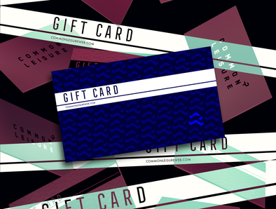 Common Leisure Gift Card