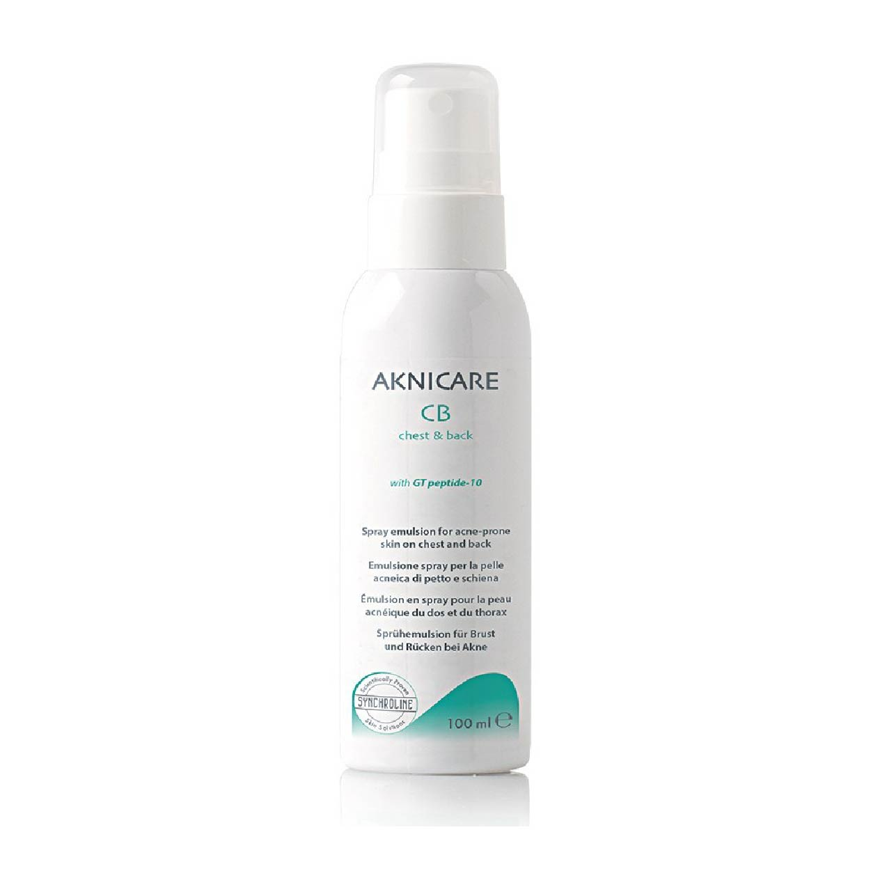 Aknicare - Body Spray  <br> (FOR BACK AND CHEST ACNE)