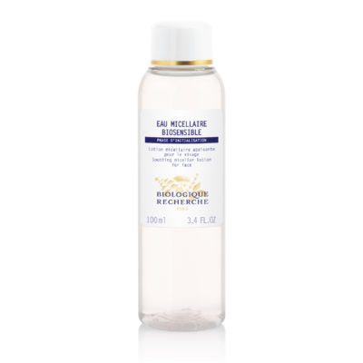 Biologique Recherche - Eau Micellaire Biosensible    (MAKE UP REMOVER FOR ALL SKINS, INCLUDING SENSITIVES SKIN)