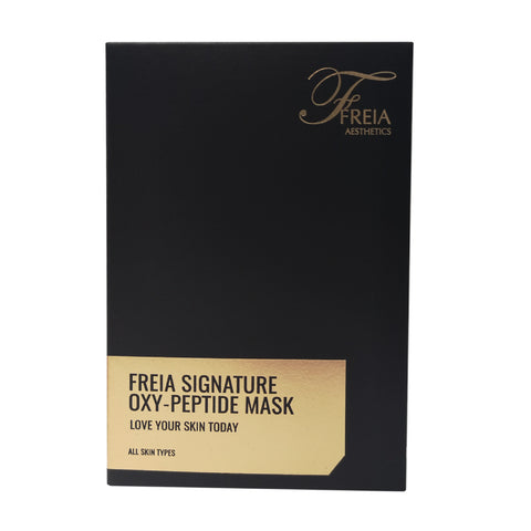 Freia Signature Oxy-Peptide Mask  <br> (FOR ALL SKIN TYPES)