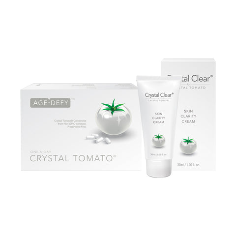 Crystal Tomato® + Crystal Clear set