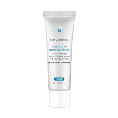 Skinceuticals - Glycolic 10 Renew Overnight  <br>  (FOR DULL SKIN)