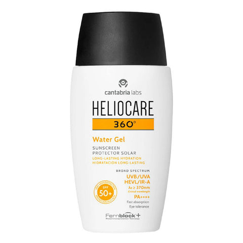 Heliocare 360º Water Gel SPF 50+ <br> (FOR ALL SKIN TYPES)