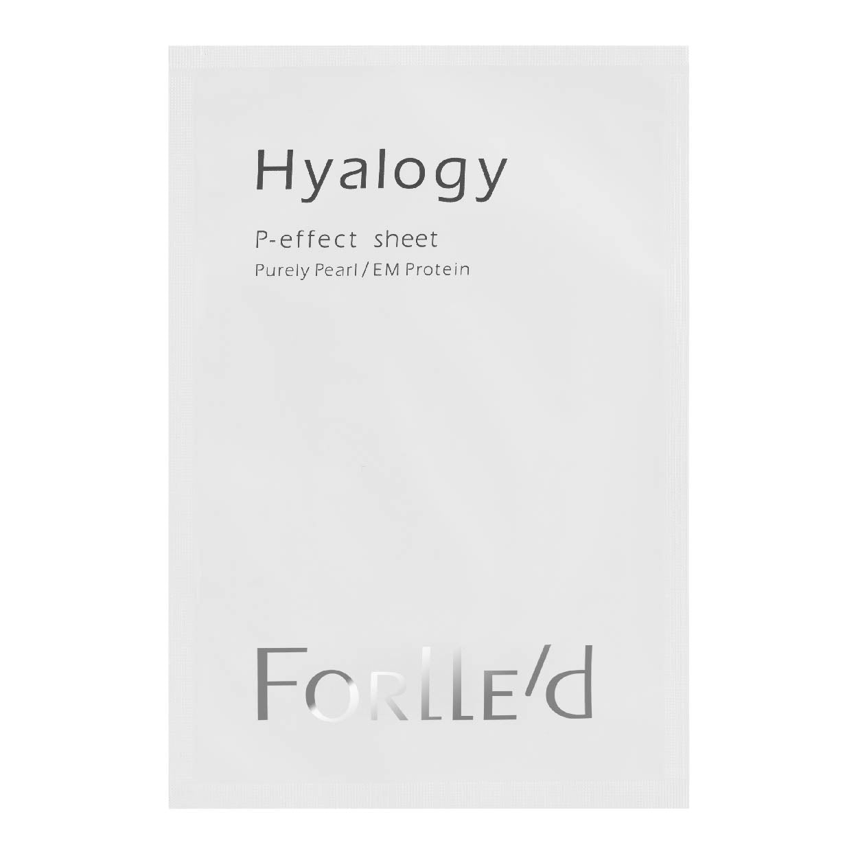Forlle'd - Hyalogy P-effect Sheet (For Eyes)