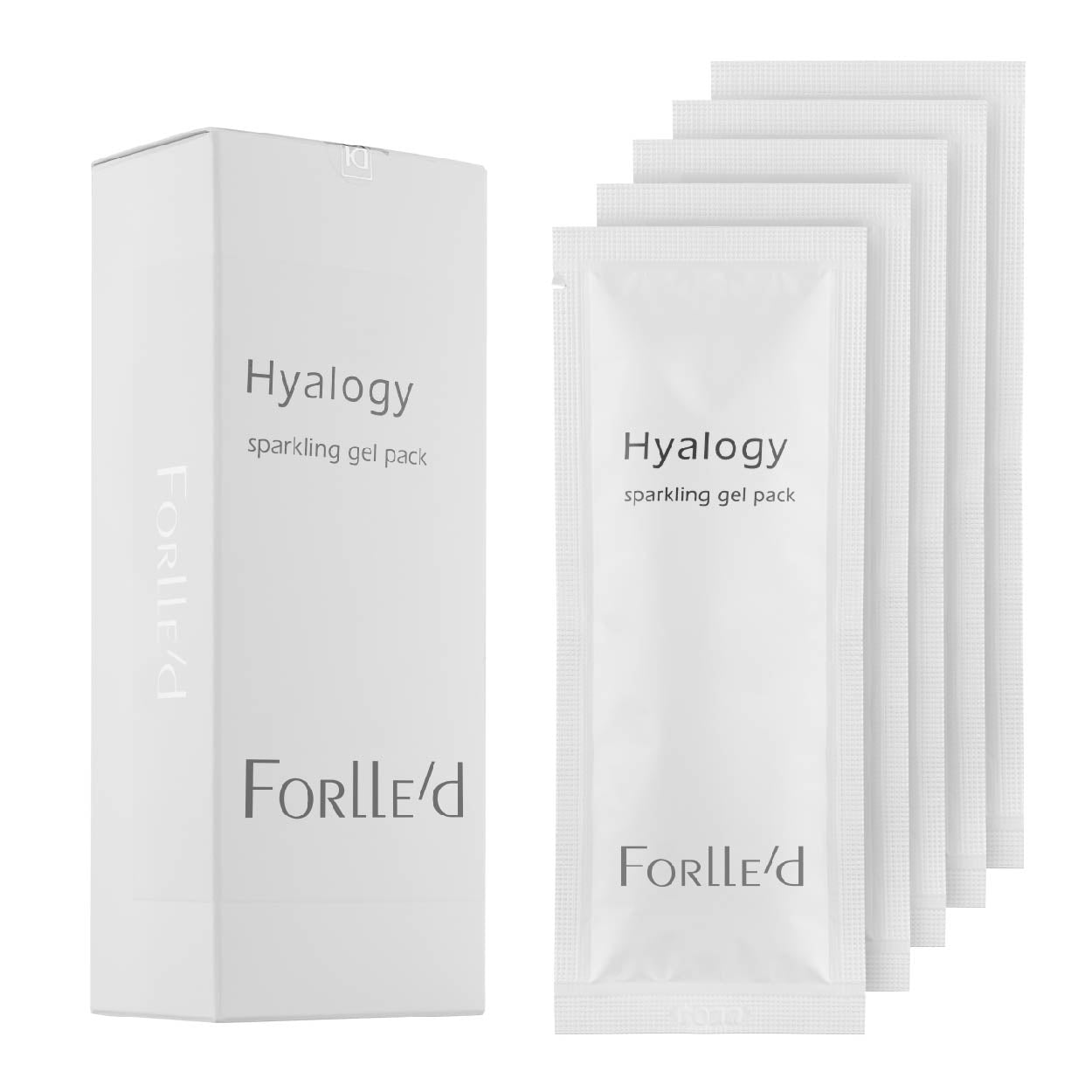 Forlle'd - Hyalogy Sparkling Gel Pack