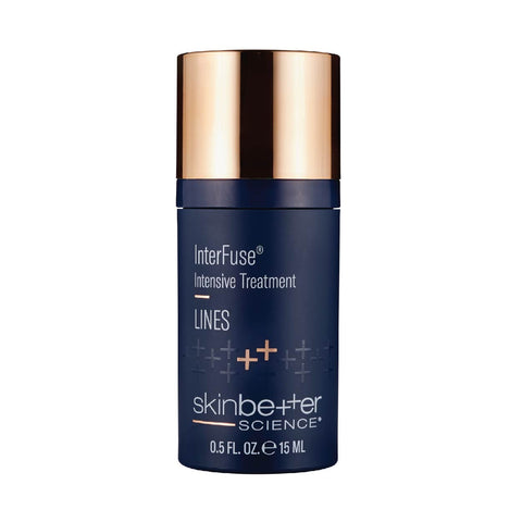 Rewards: SkinBetter - InterFuse® Intensive Treatment LINES