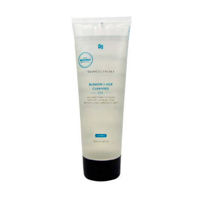 Skinceuticals - Blemish + Age Cleanser    (FOR ACNE PRONE, OILY, BLEMISHED SKIN)