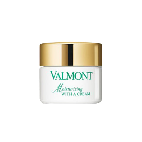 Valmont - Moisturizing With a Cream  (FOR VERY DRY SKIN)