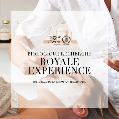 Rewards: Biologique Recherche BR Royale Facial (worth $460)