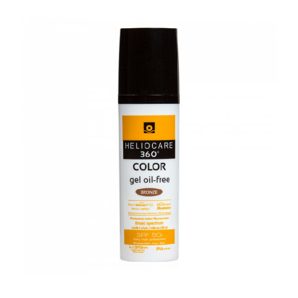 Heliocare 360º Colour Gel Oil-free SPF 50 <br> (TINTED OIL-FREE SUNSCREEN)
