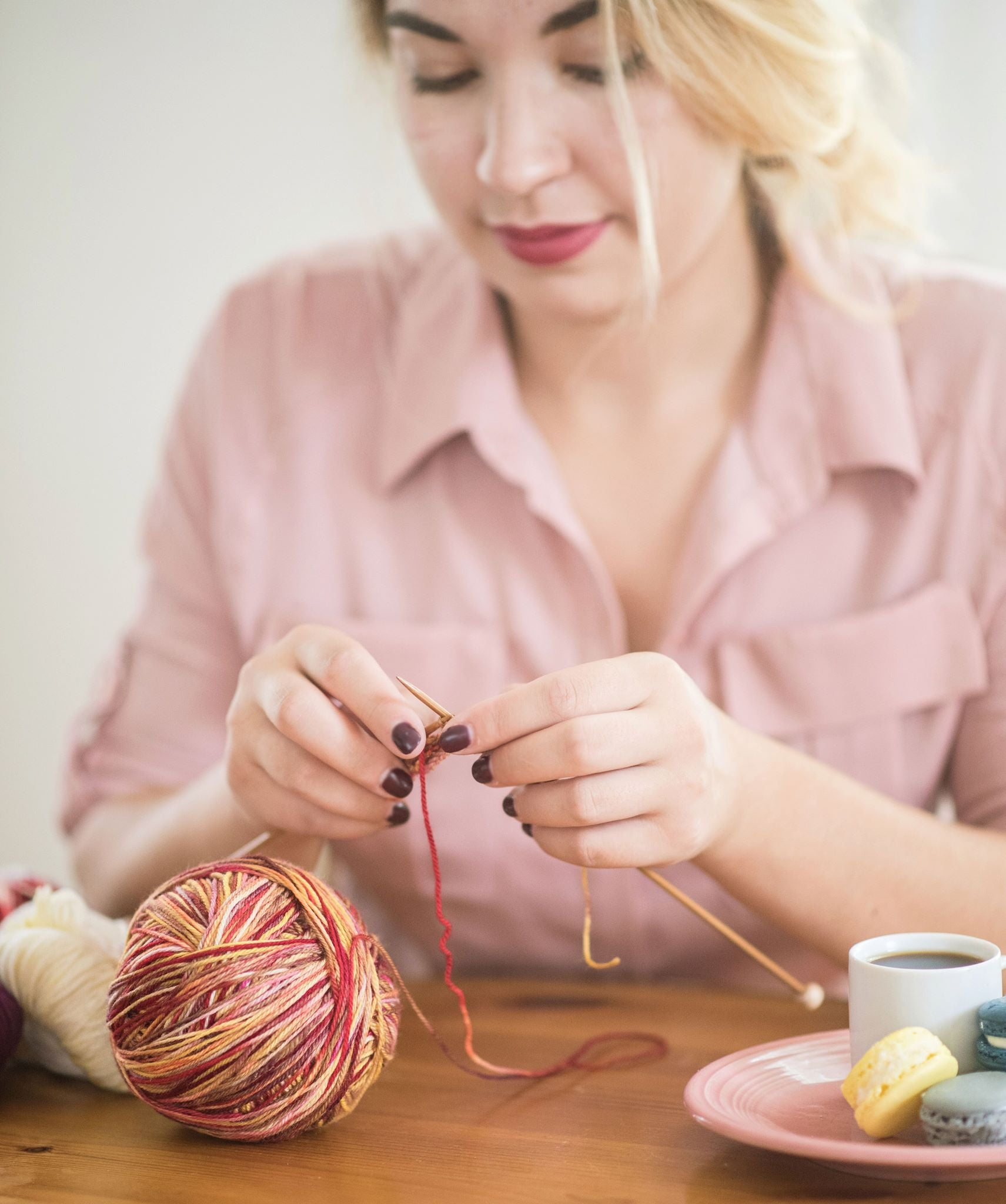 Is It Rude to Knit or Crochet in Public?