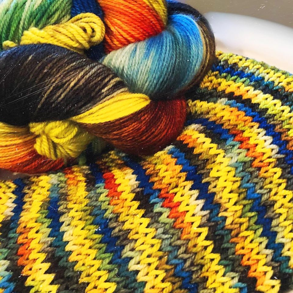 The Ultimate Guide to Hand Dyed Yarn