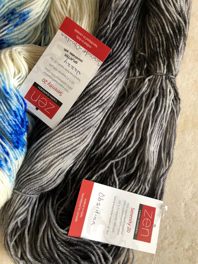 Choosing the Perfect Hand-Dyed Yarn Colours for Knitting & Crochet Projects