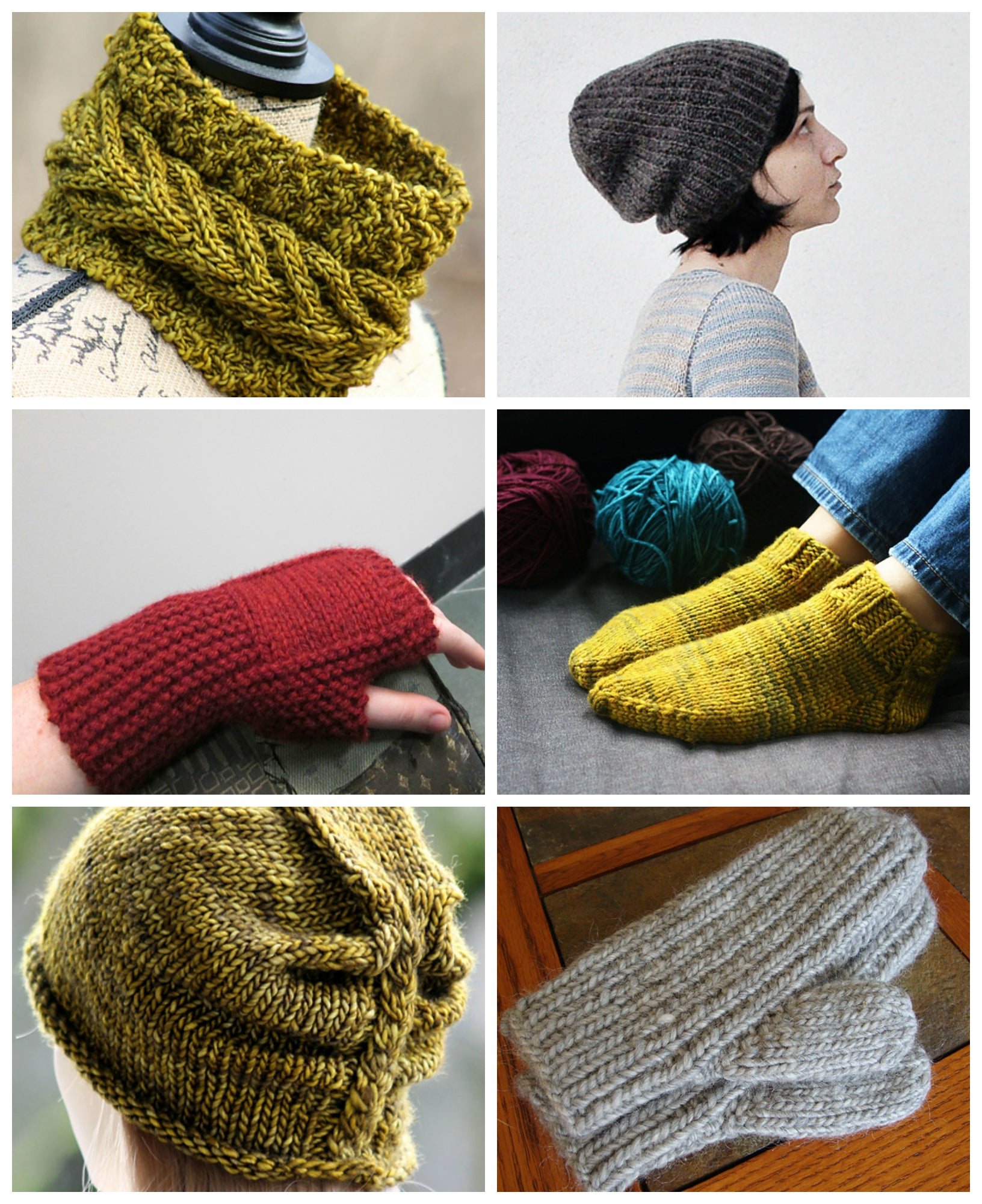 Single Skein Pattern Round Up