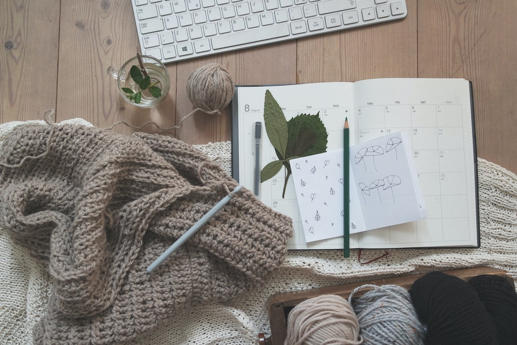Start a knitting craft business