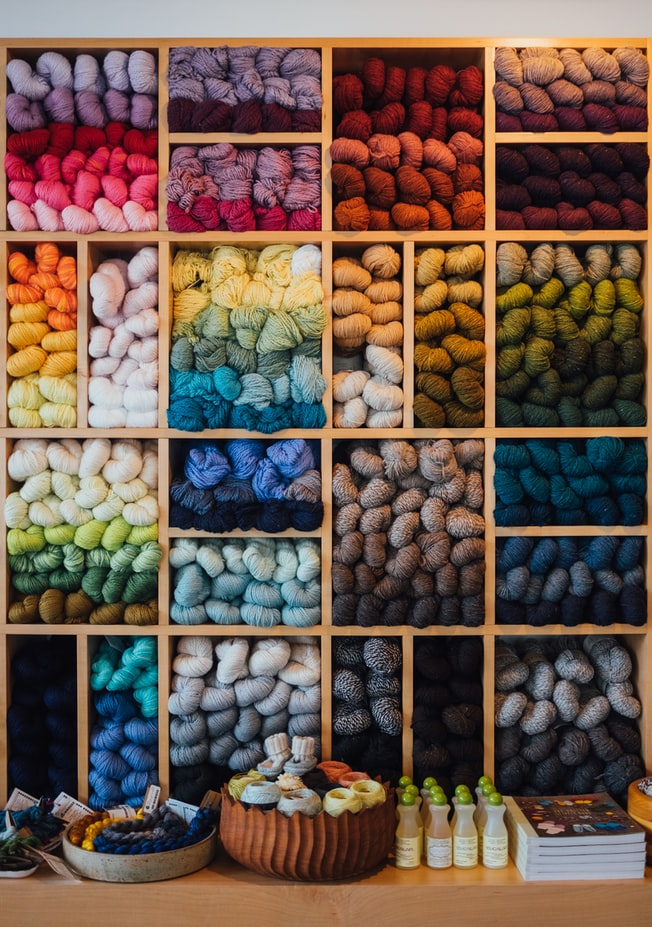 Tips for buying yarn online